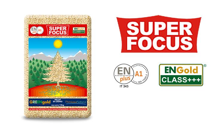 Pellet Super focus