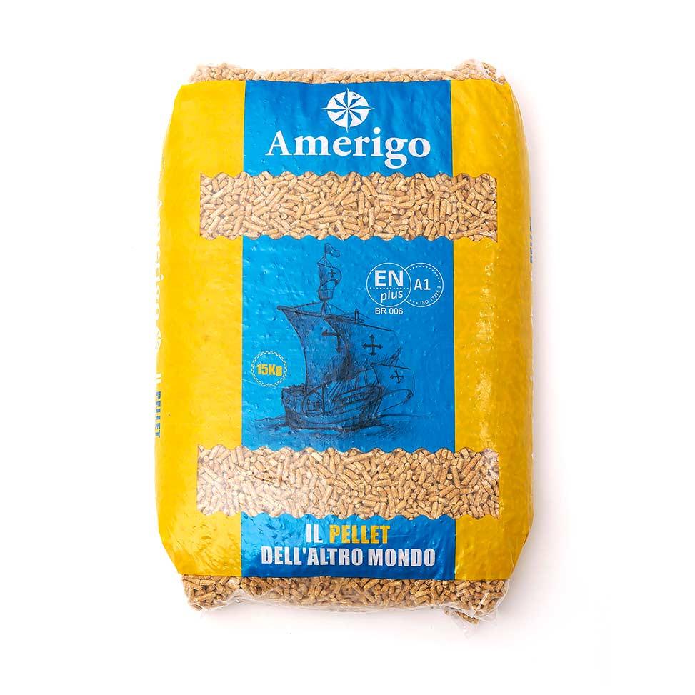 pellet Amerigo sacco da 15kg